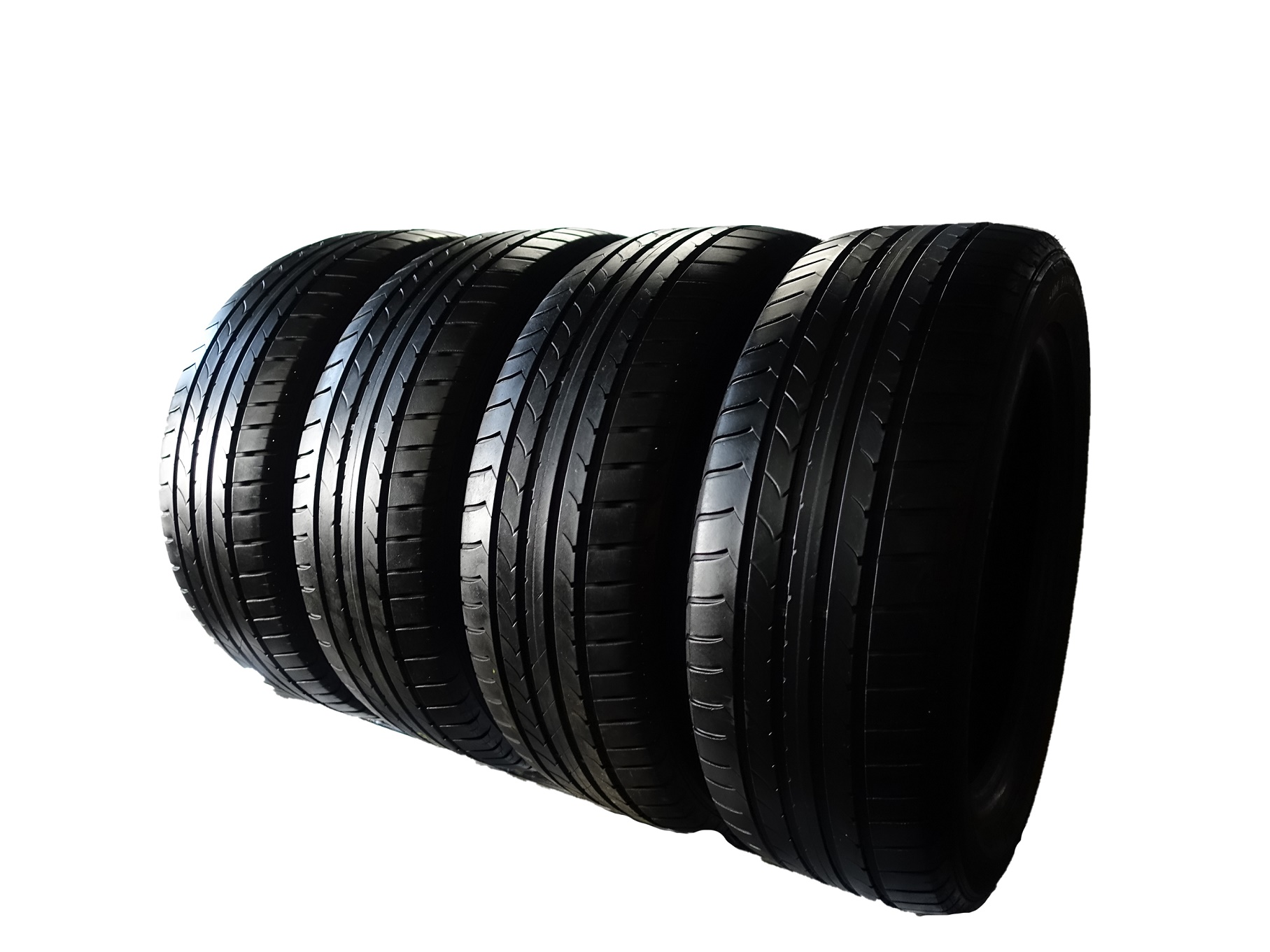 215 55 17 Goodyear Efficient Grip